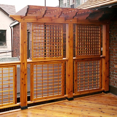Japanese trellis quotes for Japanese garden trellis designs